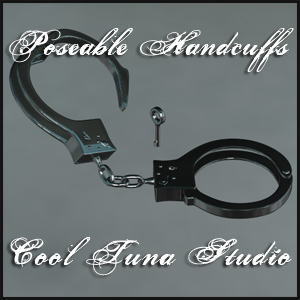 Poseable Handcuffs